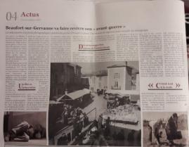papier Crestois mémoire